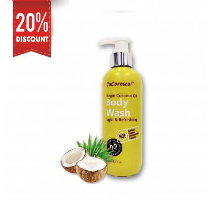 Cocorosco! Virgin Coconut Oil Body Wash 250ml